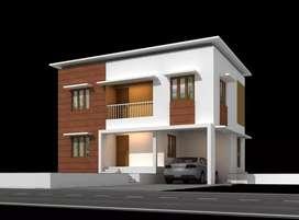 3 b h k house for Sale mundikkal thazam new bypass