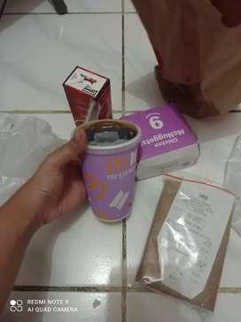 Jual BTS MEAL packaging only