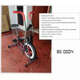 Sepeda Statis & Dinamis Platinum //(Jual Treadmill & Home Gym)