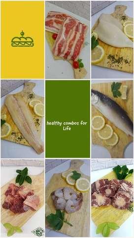 Jual Fresh Frozen Daging Sapi Shortplate Slice per kilo murah