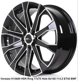 wheel VEREZZO 10689 HSR R17X75 H8X100-114,3 ET40 BMF