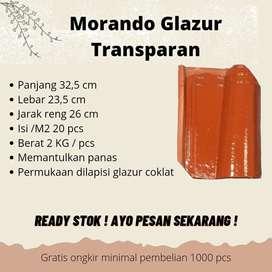 Morando Glazur Transparan