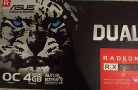 Rx 580 ASUS 4GB