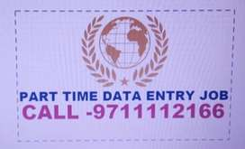 PART TIME HOME BASED DATA ENTRY JOB>9711'112166> TYPING/Ad posting job