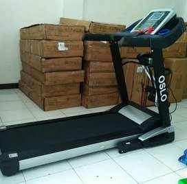 Motorized treadmill fs oslo bisa kredit