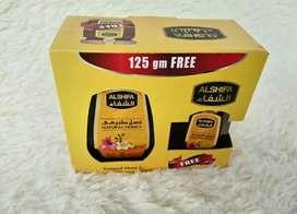 Madu Al Shifa Asli 500 gr free 125 gr