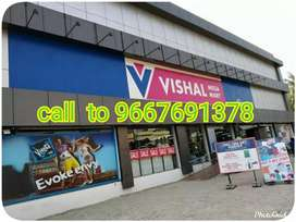 URJENT hiring in shopping mall for freshers candidates