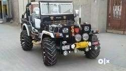 Guys we modified jeeps on order base power 0