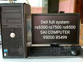 Dell wipro FULL SYSTEM rs3500 rs6500 rs7500 rs8000 rs8500 SAI