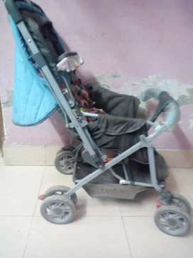 Baby stroller one year old