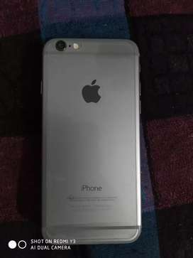 I phone 6 |16gb ok condition | with box and bill