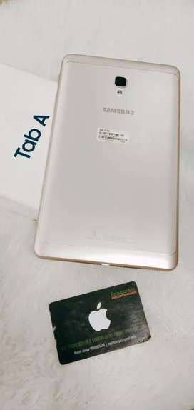 CLASS CONDITION SAMSUNG TAB A 2/16GB GOLD ONLY AT JUST 8990/-