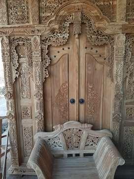 yasin cuci gudang pintu gebyok gapuro jendela rumah masjid musholla