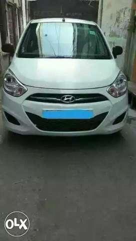 2013 Hyundai I10 petrol 27000 Kms