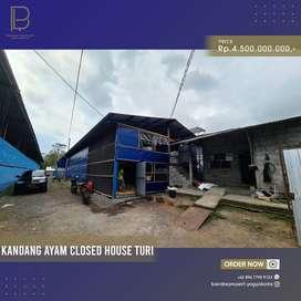 BU! Kandang Ayam Closed House di Turi Sleman [K2]