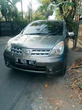 Di Jual Nissan Grand Livina XV AT th 2010 siap pakai Bisa Kredit