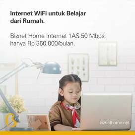 Biznet home fiber optic