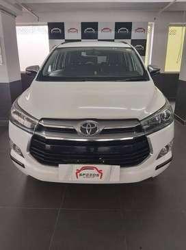 Toyota Innova Crysta 2.8 Z, 2016, Diesel