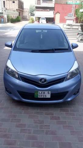 Vitz for sale in excellent condition