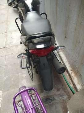 Honda shine bike ranning lone