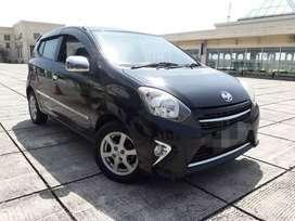 Toyota Agya 1.0 G Tahun 2013 Hitam