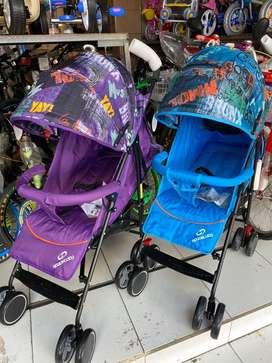 Kereta Baby Stroller Space Baby 5012 by Pacific Pilihan Terbaik Anak