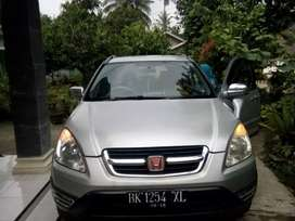 Crv 2004 manual. Bukan escape, x-trail, avanza