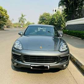 Porsche Cayenne Diesel, 2015, Diesel