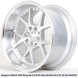 type DOGIYAI 5043 HSR R16X75/875 H8X100-114,3 ET35/25 SMF
