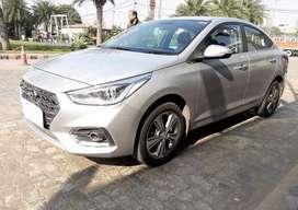 Hyundai Verna Fluidic 1.6 CRDi SX, 2019, Diesel
