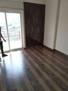 2 BHK semifurnished flat for rent