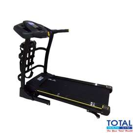 Treadmill Elektrik 2HP TL-636 - Total Health Gym Jakarta Selatan