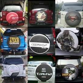 Cover/Sarung Ban Serep Ford Everest/Rush/Terios Awali CRV Oke NGoook