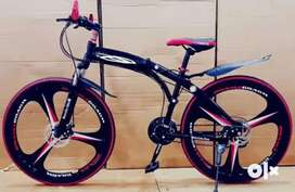 Folding cycles 21 Shimano gears(gurgaon)