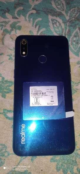 Realme 3 Ram 4 GB Ram 64 GB Very Nice condition