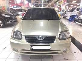Hyundai Avega GL 1.5 Automatic 2008 Kondisi Istimewa