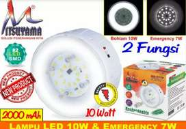 Lampu Emergency 2in1