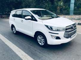 Toyota INNOVA CRYSTA 2.4 GX Manual, 2017, Petrol