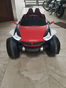 Kids battery car 4×4