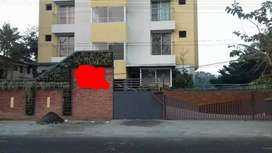 Aluva bank jn:  (market) flat for rent.