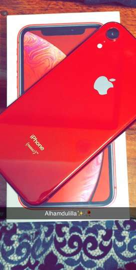 Iphone xr 64 gb full kit available