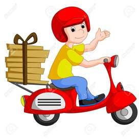 all kind of delivery jobs availble