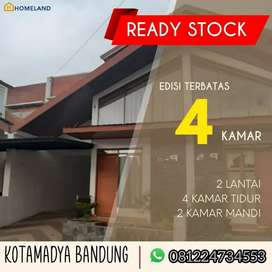 Rumah murah 2 lantai di Cilengkrang kota Bandung