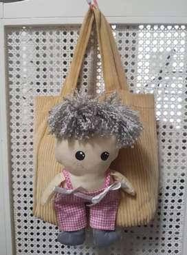 Tas boneka anak