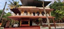3bhk balcony flat For Family In Manarcad, Kottayam