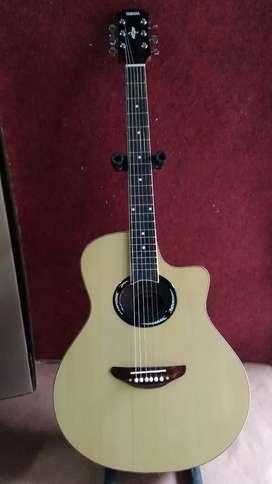 Gitar akustik natural gitar baru gitar murah bagus