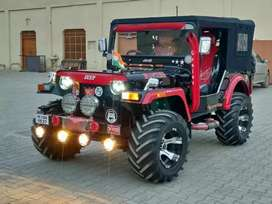 Ranul jeep modified-All jeep choice customer depends