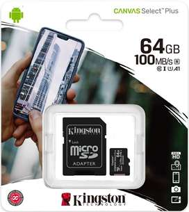 Canvas Select Plus 64 GB SD Memory Card
