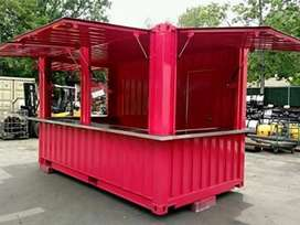 Booth container berkualitas
