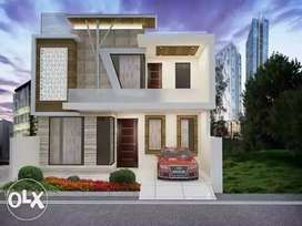 4 bhk impeccable Kothi in urban estate